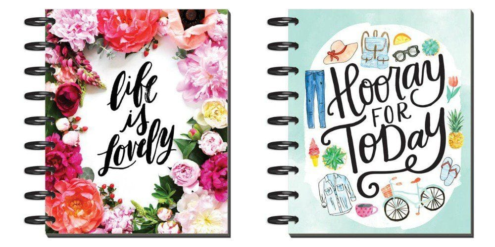 The Best New Planners for 2017-2018: The Happy Planner & Erin Condren + More!