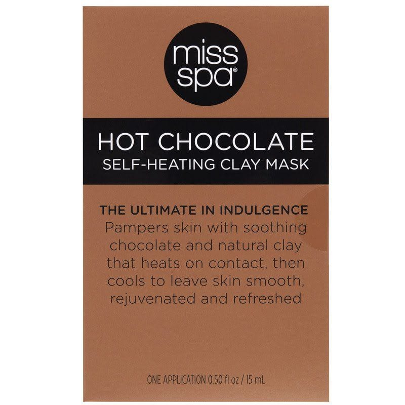 Hot Chocolate Self heating clay mask