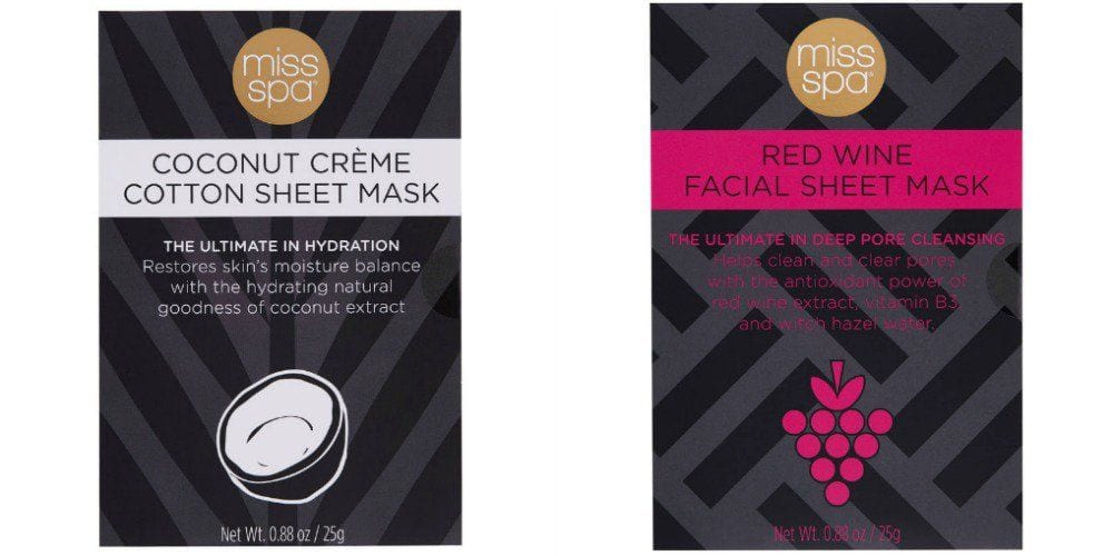 These 10 face and sheet masks will help solve your skin woes, from turning dull skin bright to clearing your complexion.