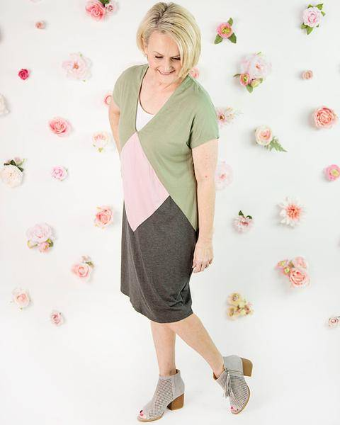 If your spring outfits could use a refresh, I have just the apparel line for you! It's mom approved and features gorgeous spring colors.