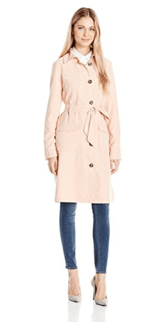 Spring trench coat