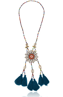 If you're looking for an easy and fun way to help elevate your style this spring and summer, tassel earrings and necklaces are the way to go. Add a pinch of bohemian to your everyday outfits and create looks you love.