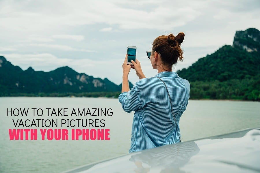 Do you have an upcoming vacation planned and want to make sure you have the know-how to take amazing iPhone photos to capture the memories? Here are 5 tips to help you document your trip with incredible photos taken with only your iPhone. If I can do this, so can you.