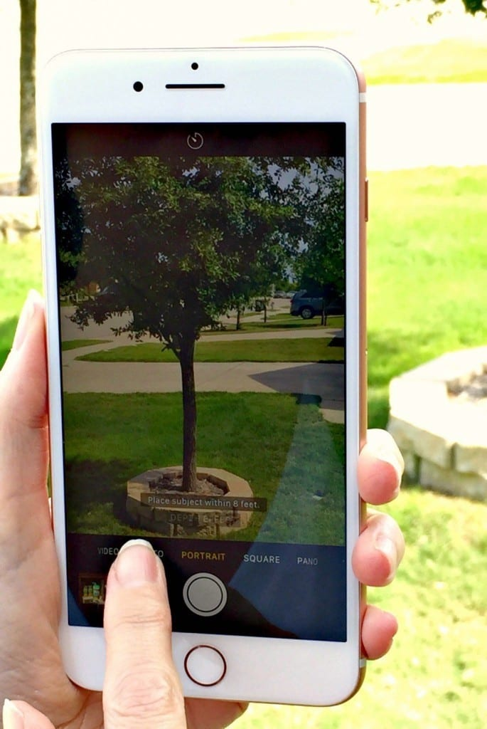 How to use portrait mode on the iPhone 7 Plus