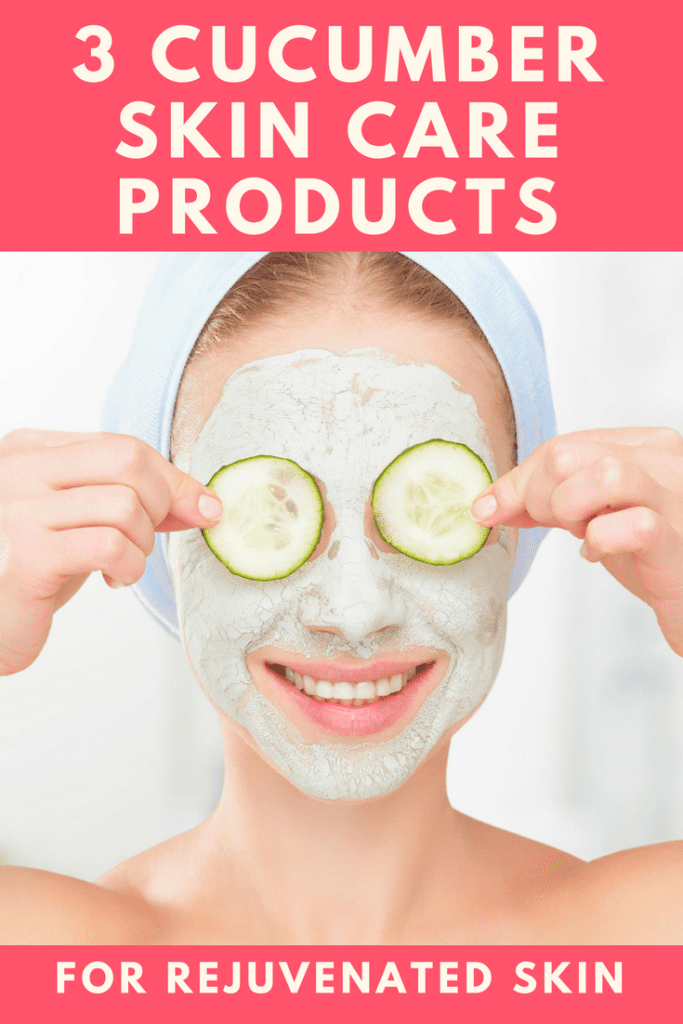 Do cucumber skin care products really help your skin? They do! They help fade dark circles, prevent water retention and much more.
