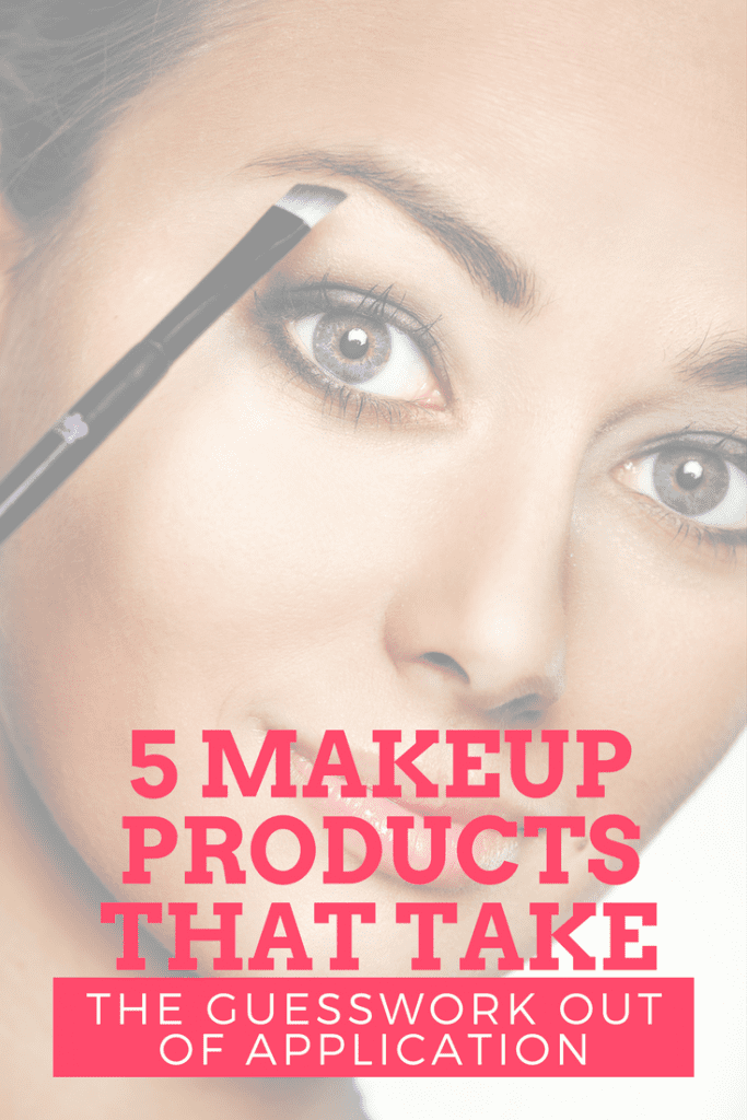 Experimenting with makeup is a blast, but not knowing how to use the products can take all the fun out of it. The solution? These five makeup products. These beauties take hardly any time to apply and make trying new looks so much easier.