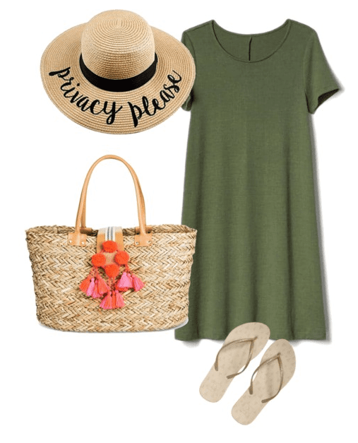 Are you looking for outfit ideas for the beach that don't involve a swimsuit? These four ideas will help you feel good about what you're wearing, so you can focus on having fun.