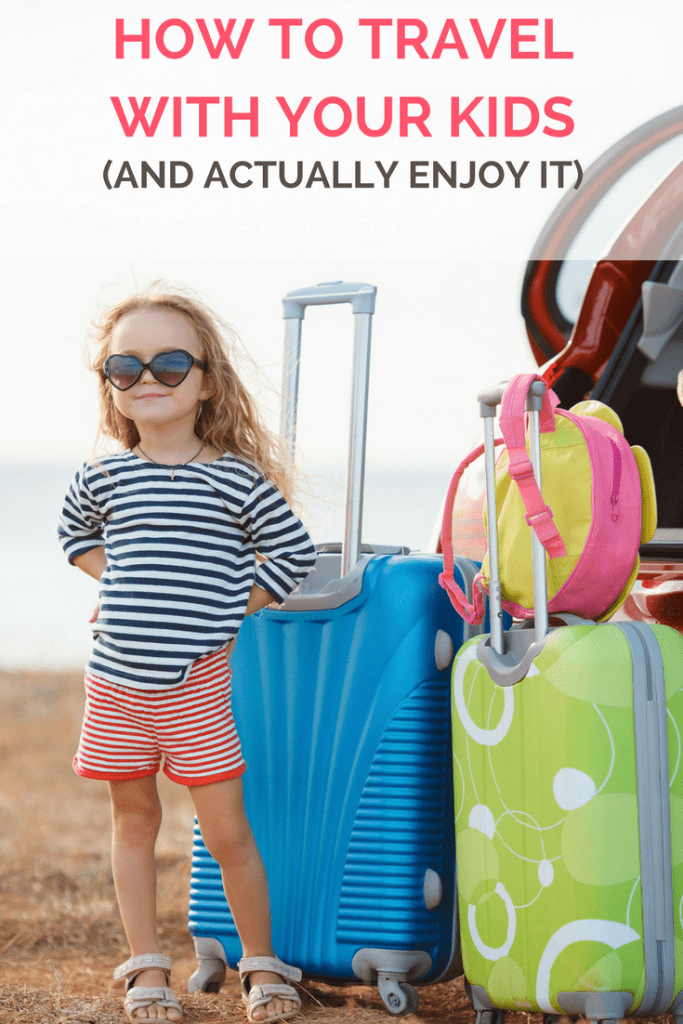 Are you traveling with kids this summer? Here are some tips and tricks to help make the trip more enjoyable for everyone.