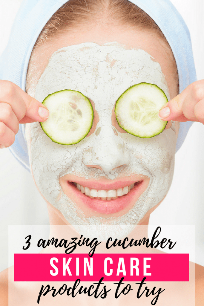 Cucumber skin care products for amazing skin