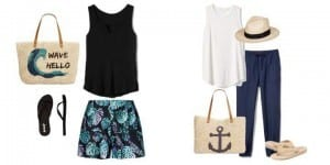 4 Outfit Ideas for the Beach When You Don't Want to Wear a Swimsuit