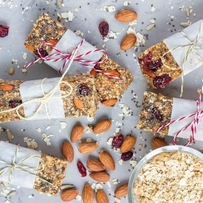 25 Healthy Snack Ideas for In Between Meals
