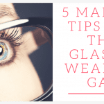Makeup Tips for the Glasses Wearing Gal
