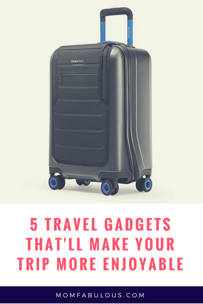 If you're traveling by air this summer, these 5 travel gadgets will help you do so in style and comfort.