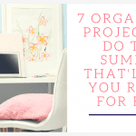 7 Organizing Projects to Tackle This Summer That'll Get You Ready for the Fall