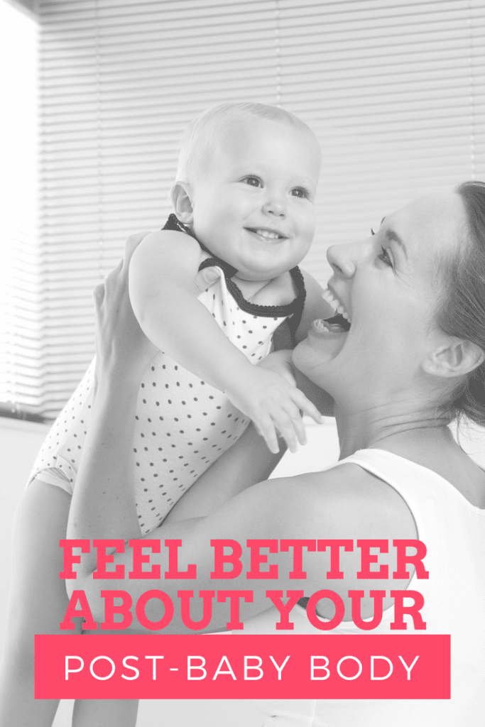Feel Better About Your Post-Baby Body - An Alternative Solution for Some Women: For many moms, the struggle to accept their new body (one that they perhaps weren't that fond of, to begin with), is one of the most challenging aspects of motherhood. Feeling self-conscious or insecure can negatively impact your overall happiness as well as your relationships with friends and loved ones. So what can you do?