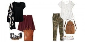 Stylishly Start off the Year with these 8 Back to School Outfits for Highschool