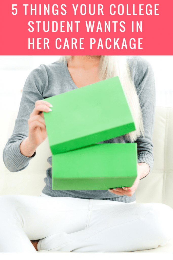 Are you looking for college care package ideas to send? Here's the scoop on what they really want/need.
