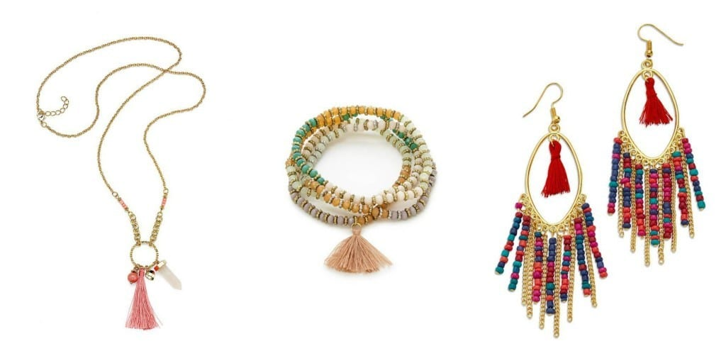 Do you love tassel jewelry as much as I do? Here's how to incorporate it into your wardrobe this fall.