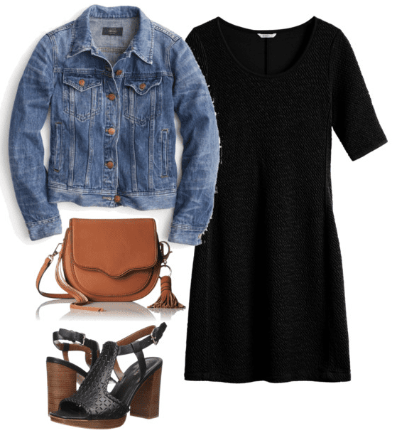 Get some inspiration for what to wear this month with these 15 October Outfit Ideas. From casual to dressy outfits, you'll get some serious fall fashion inspiration. With our What to Wear This Month series, you'll always have fresh outfit ideas ready for you to try!