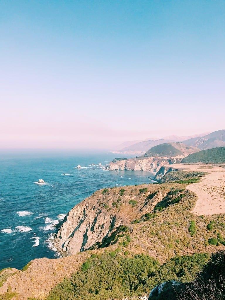 Pacific Coast Highway - Monterey to Big Sur