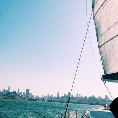 Sailing San Francisco with Adventure Cat Sailing Is a Must Do Activity