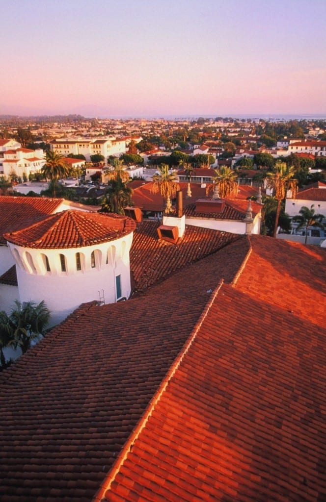 Are you planning a trip to California? Here's what to do in Santa Barbara, CA for one very fun day! #california #travel #santabarbara #familytravel #wine