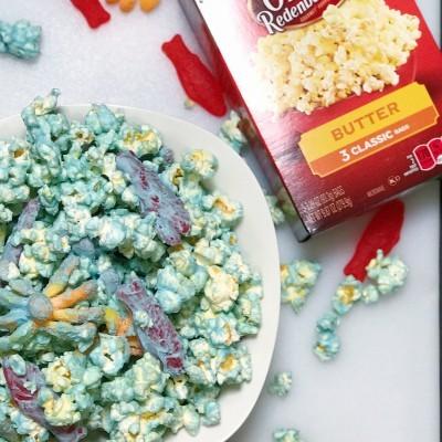 Aqua Adventure Popcorn Mix