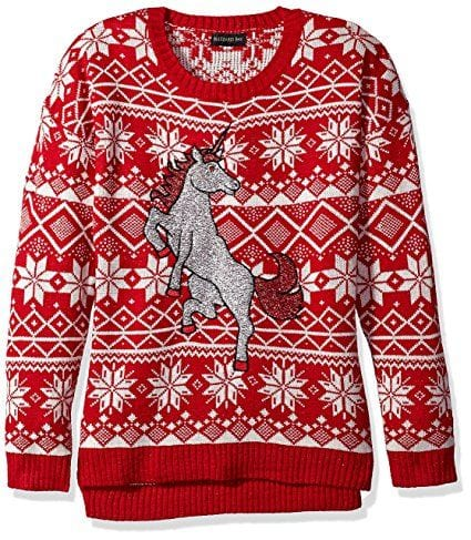 Women's Ugly Christmas Sweaters: You'll actually enjoy wearing these Ugly Christmas Sweaters to your next Holiday get together. Getting invited and attending an Ugly Christmas Sweater party is fun, but shopping for one can sometimes be a little difficult. Especially if you're looking for one you'll actually enjoy wearing.