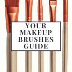 Your Makeup Brushes Guide: 7 Types of Brushes and How to Use Them