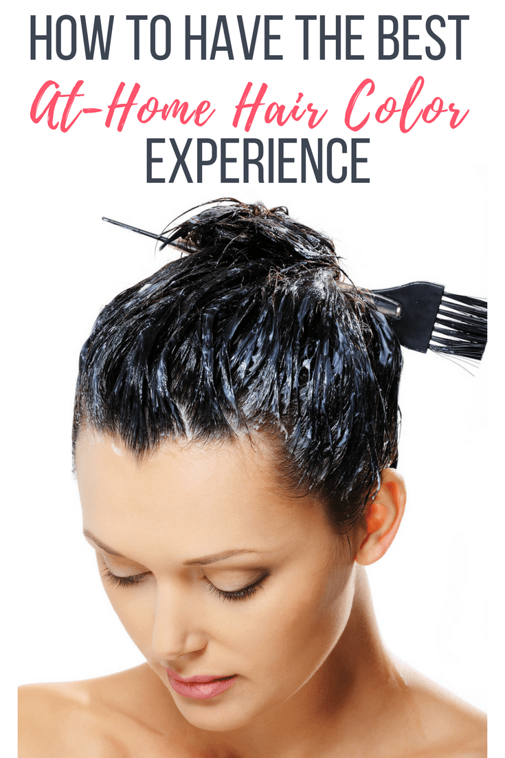 How to Have the Best At-Home Hair Color Experience | Mom Fabulous