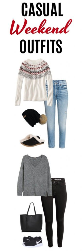Casual weekend outfits: Outfit ideas for women