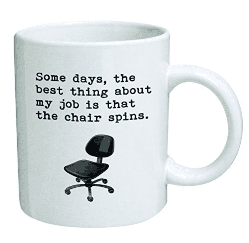 employee mug