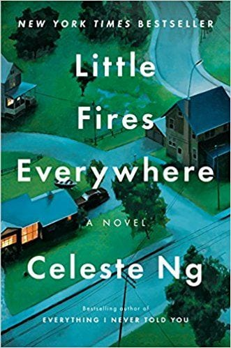 Fiction Books Worth Reading This year: Little Fires Everywhere