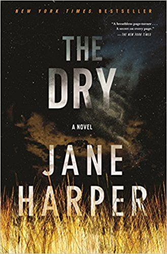 Fiction books worth reading: The Dry by Jane Harper