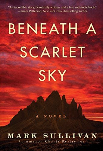 Fiction books worth reading: Beneath a Starlet Sky by Mark Sullivan