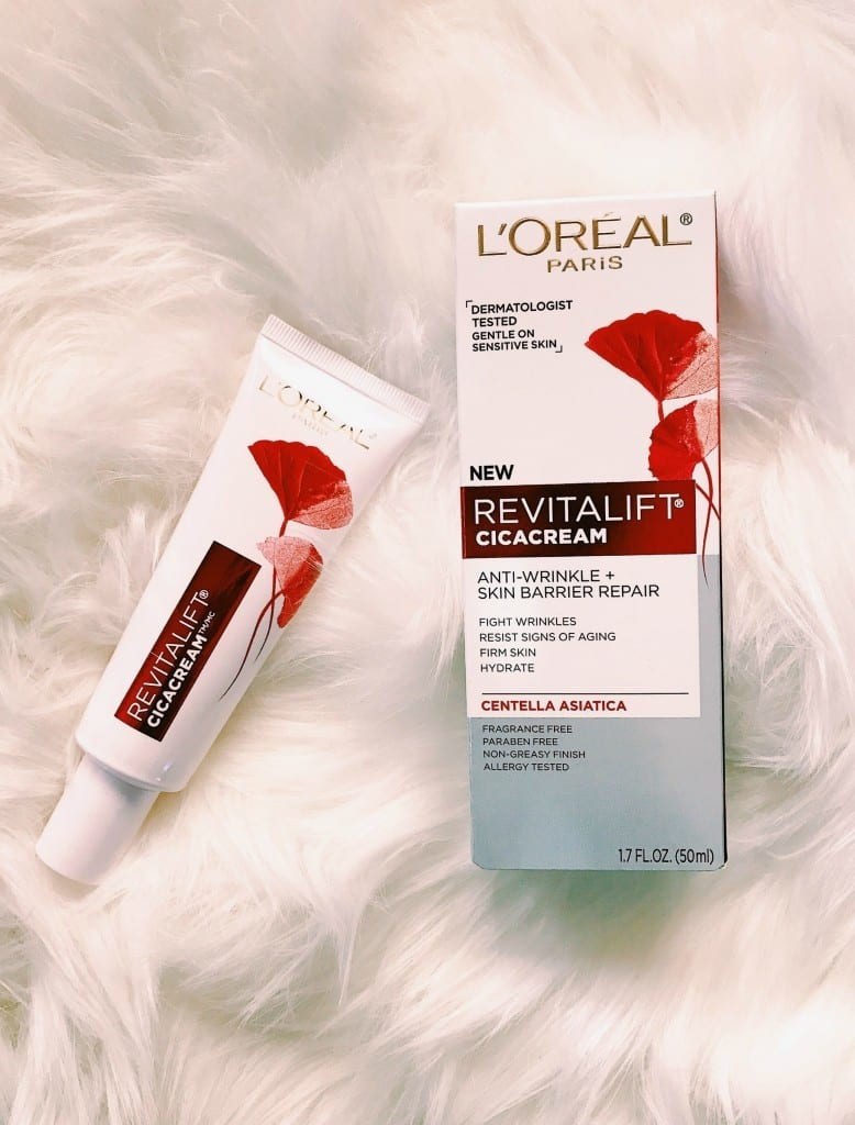 L'Oreal Revitalift Cicacream review