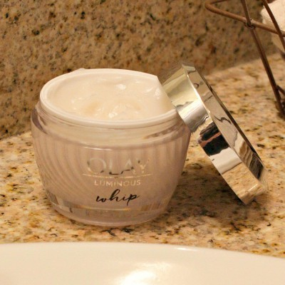 My Latest Skin Care Obsession: Olay Luminous Whip