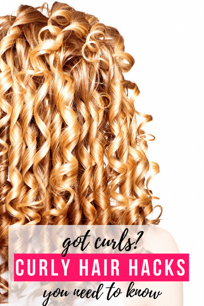 Curly hair hacks you need to know