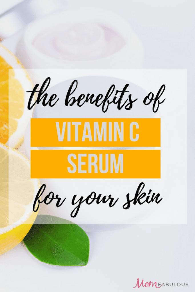 Vitamin C serum benefits for your skin