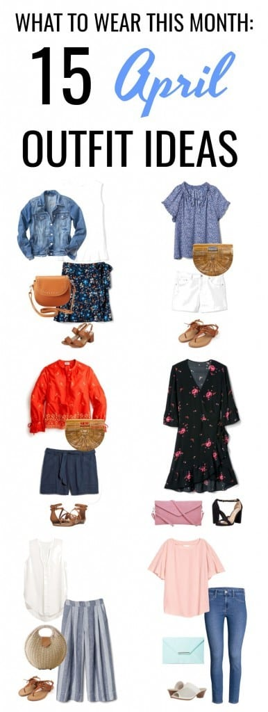 15 April Outfit Ideas