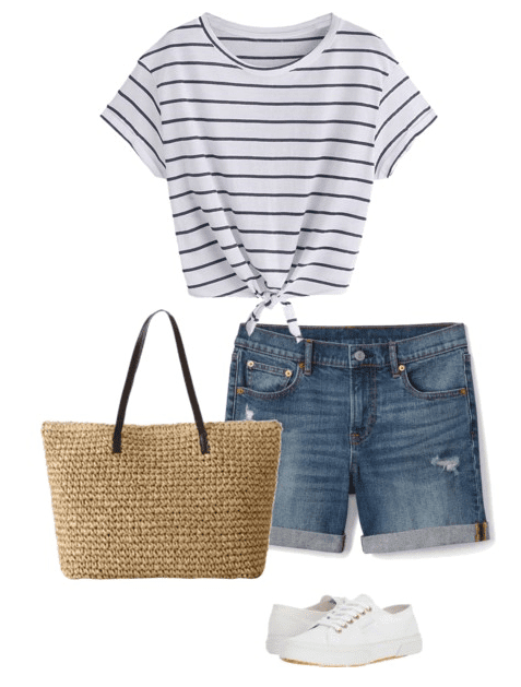 13 vacation outfits