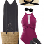 How to Pack Light for Your Spring Getaway + 13 Beach Vacation Outfits