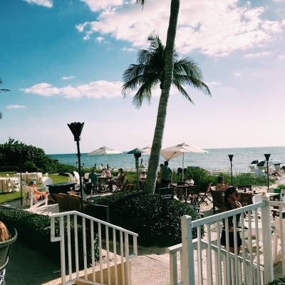 Fine Dining in Naples, Florida at BALEEN on the Beach