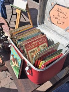 Flea Market Tips