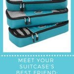Meet Your Suitcase's Best Friend: Packing Cubes