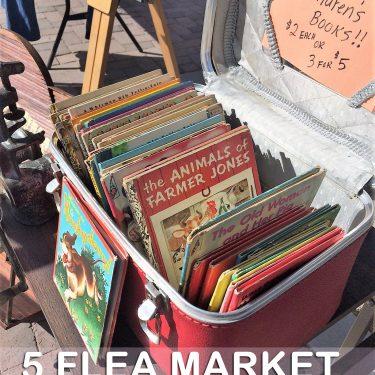 5 Flea Market Tips