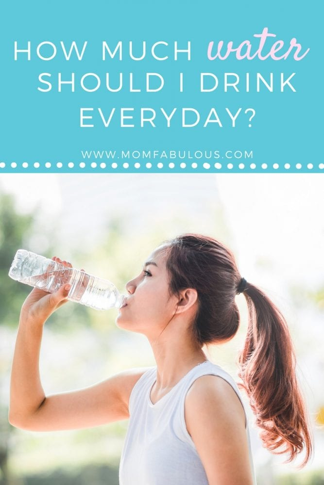 How Much Water Should I Drink Everyday?