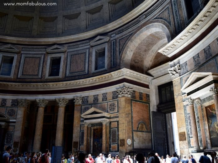 travel, Europe, Rome, Italy, the pantheon, pantheon