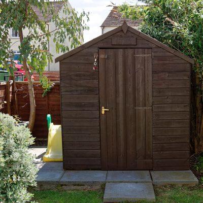 8 Backyard Storage Tips