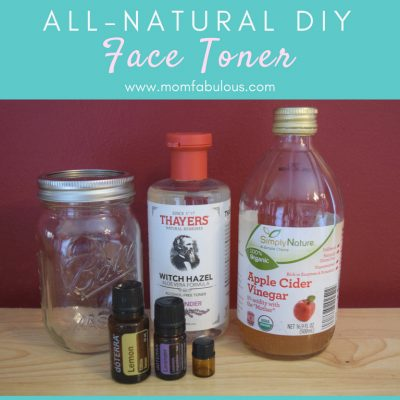 All-Natural DIY Face Toner